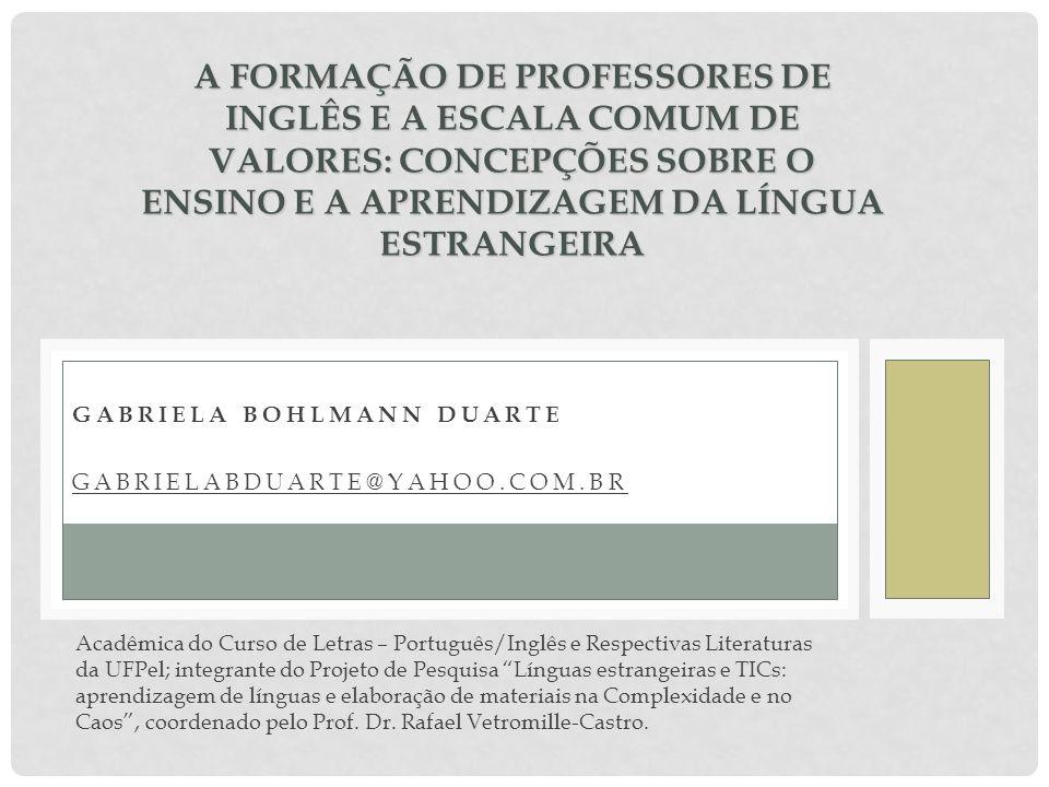 Gabriela Bohlmann Duarte gabrielabduarte@yahoo.com.br