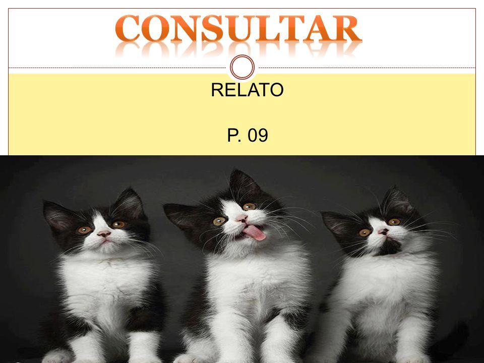 consultar RELATO P. 09