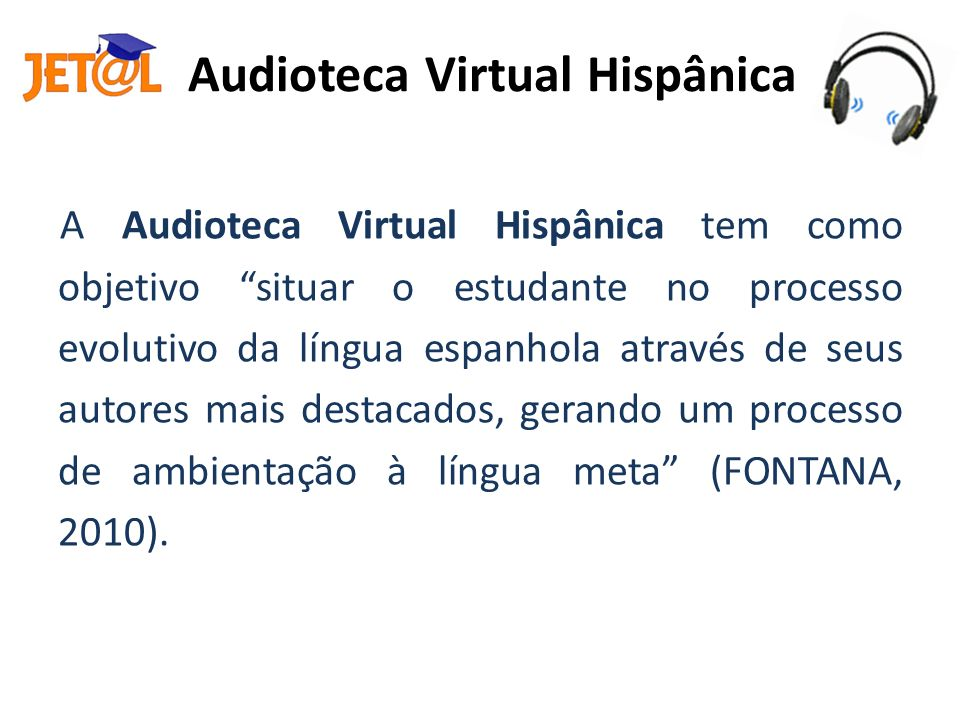 Audioteca Virtual Hispânica