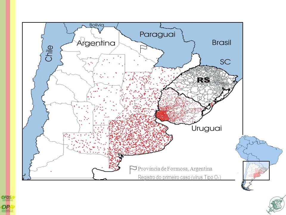 Província de Formosa, Argentina