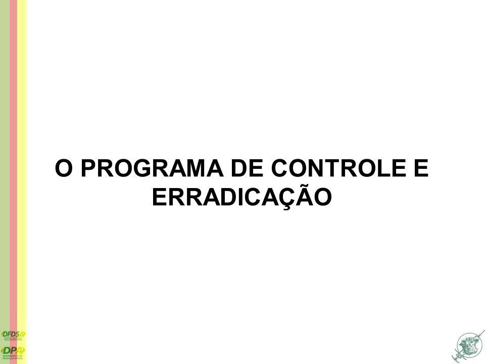 O PROGRAMA DE CONTROLE E