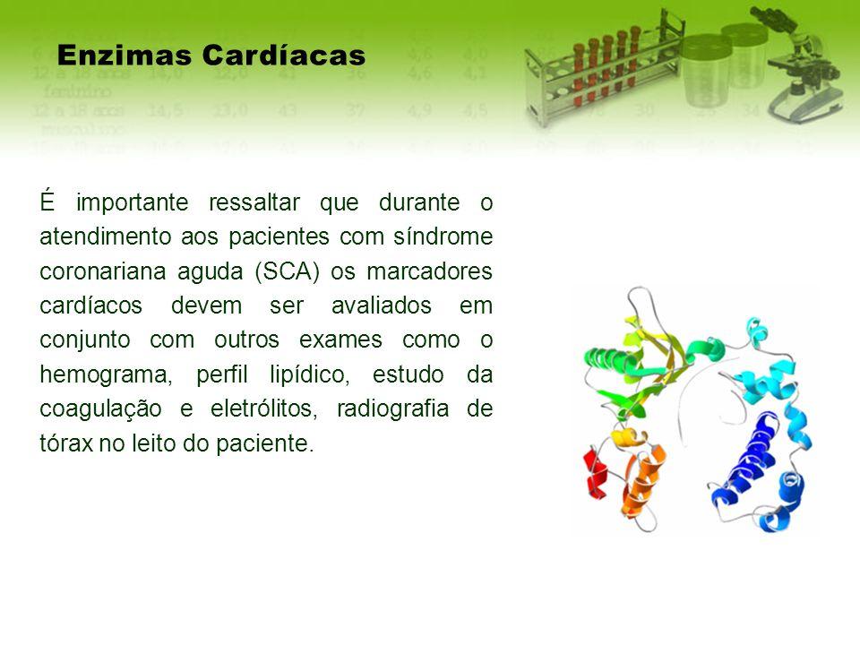 Enzimas Cardíacas
