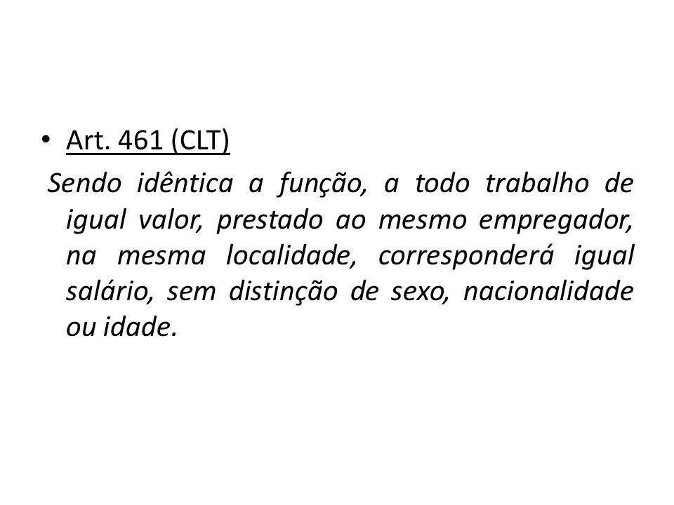 Art. 461 (CLT)