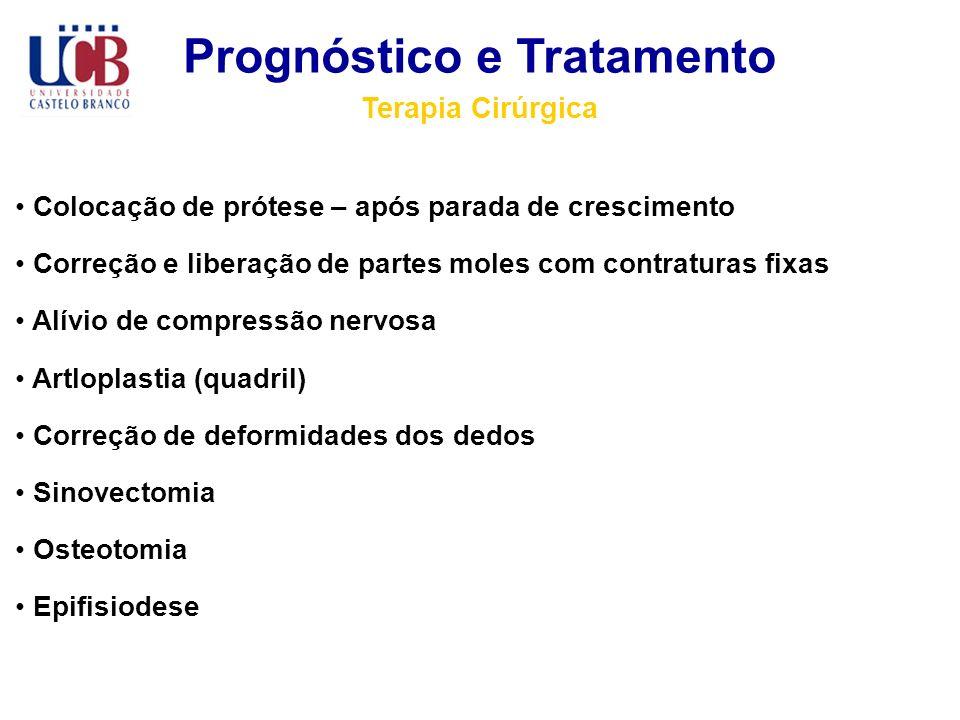 Prognóstico e Tratamento