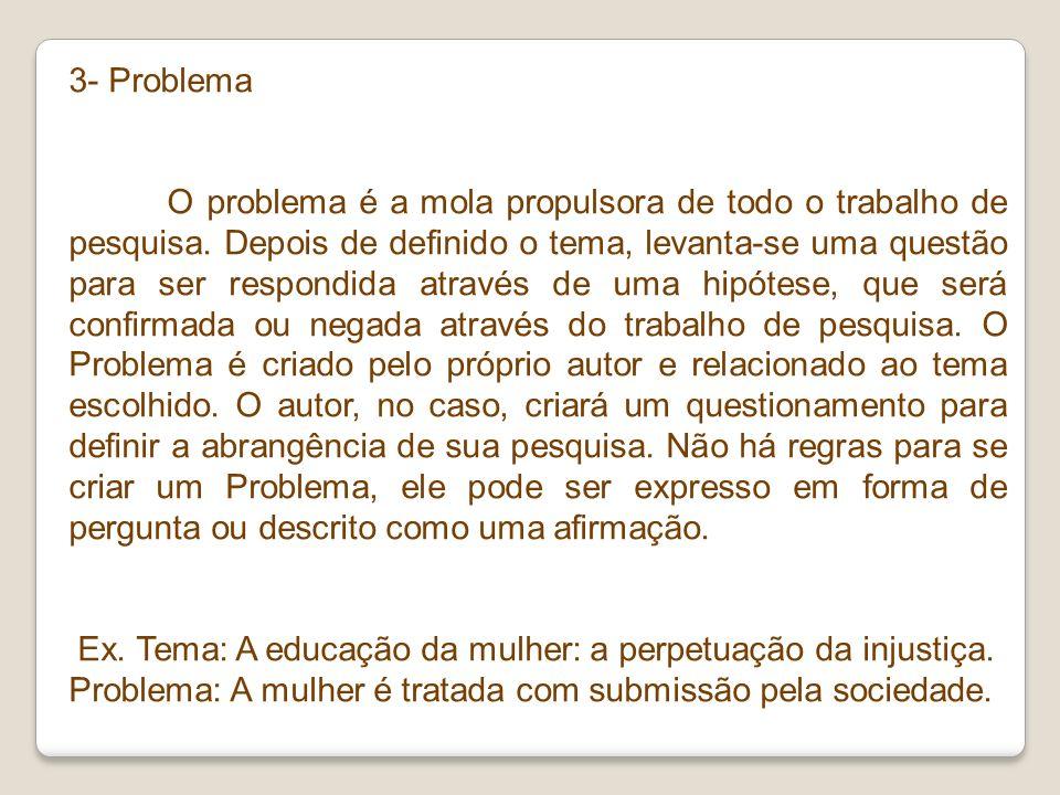 3- Problema