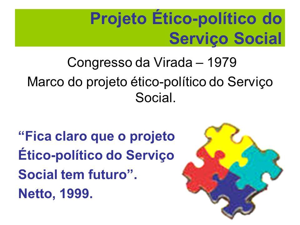 Projeto Ético-político do Serviço Social