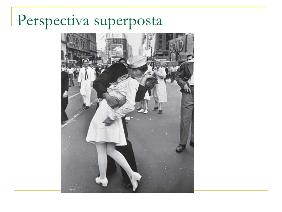 Perspectiva superposta