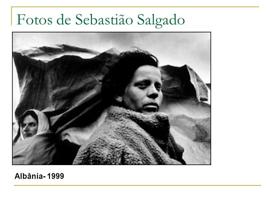 Fotos de Sebastião Salgado