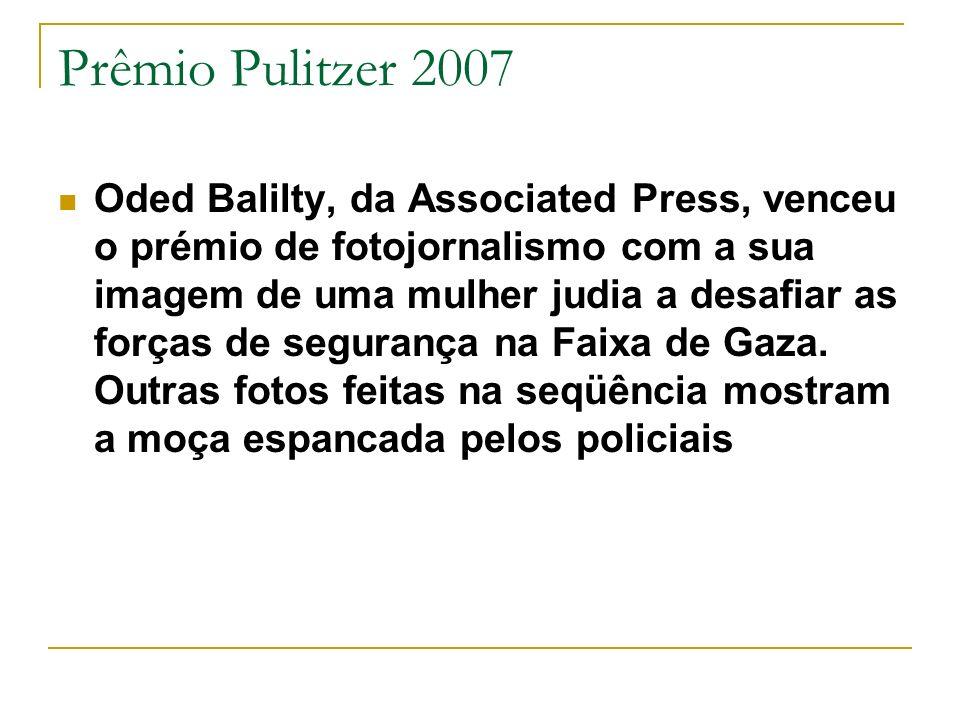 Prêmio Pulitzer 2007