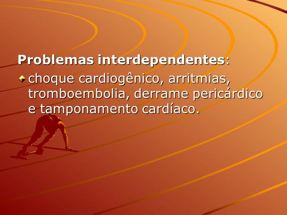 Problemas interdependentes:
