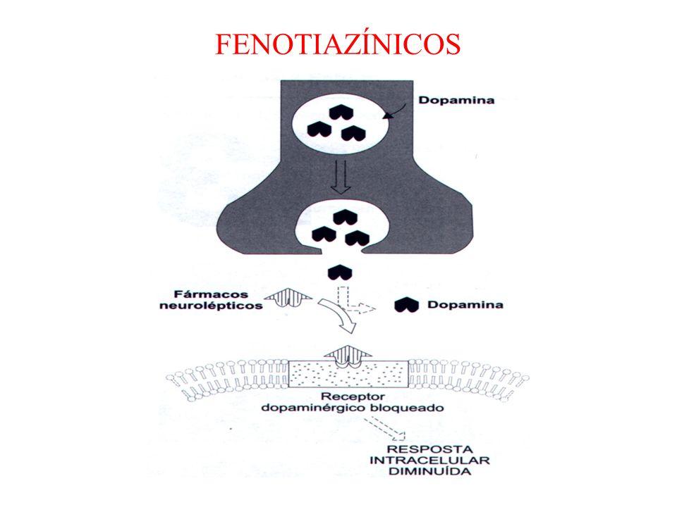 FENOTIAZÍNICOS