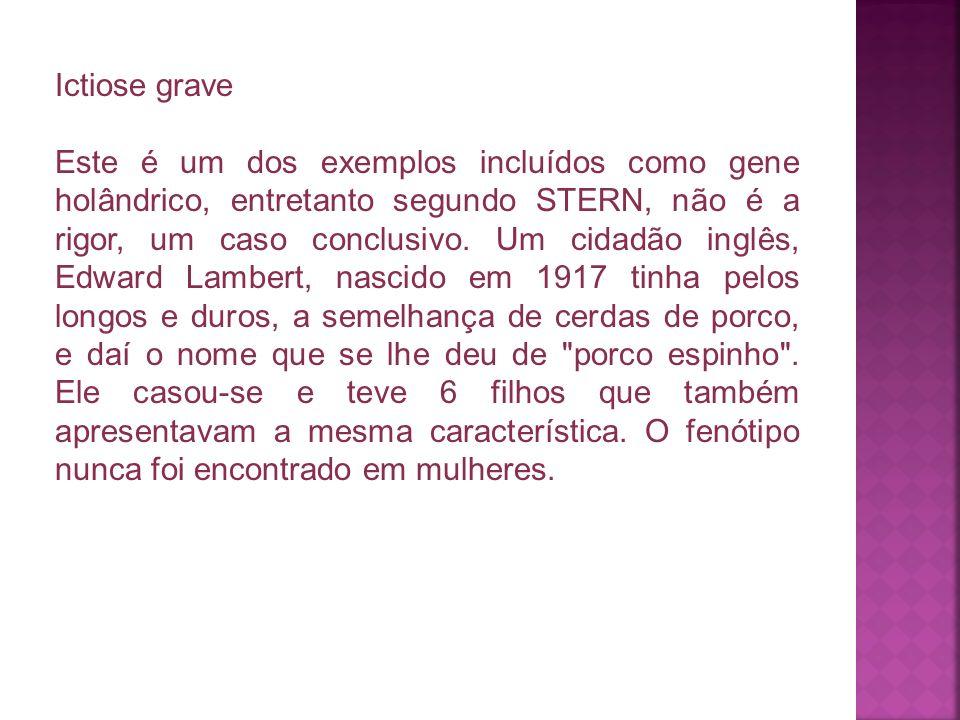 Ictiose grave
