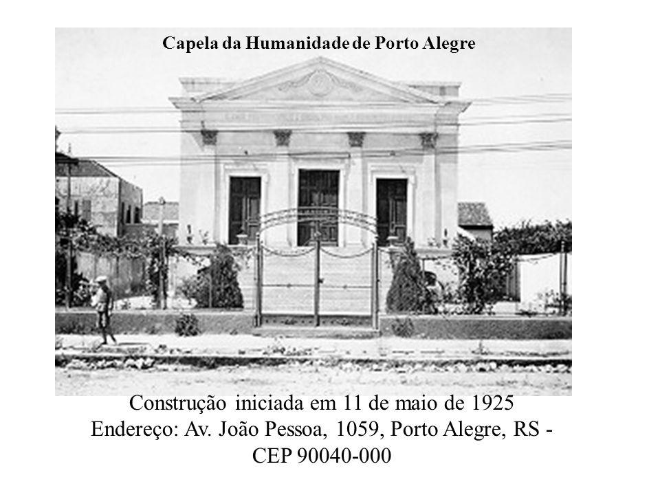 Capela da Humanidade de Porto Alegre