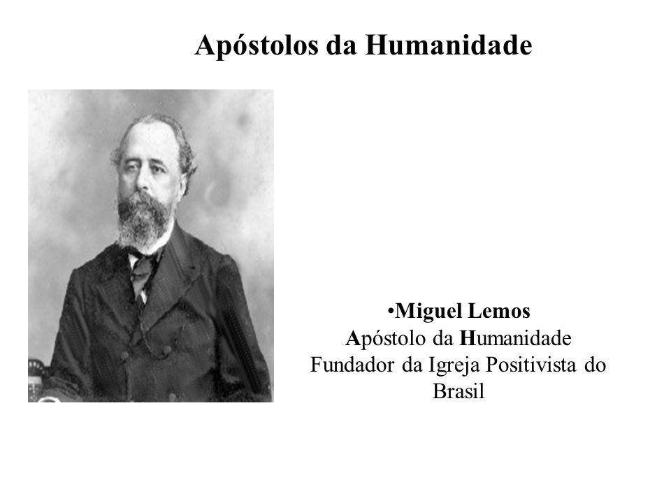 Apóstolos da Humanidade