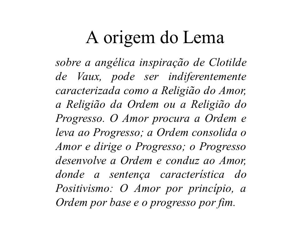 A origem do Lema