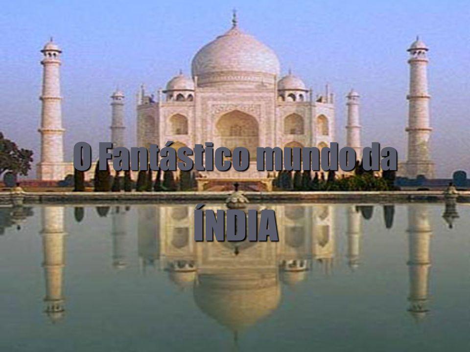 O Fantástico mundo da ÍNDIA