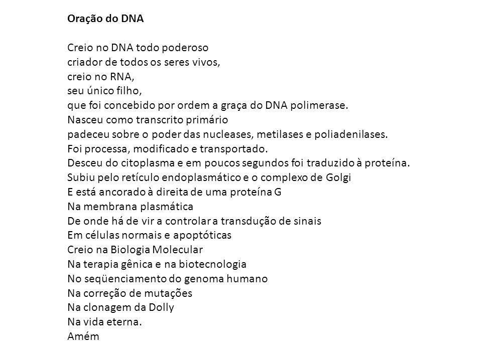 Oração do DNA