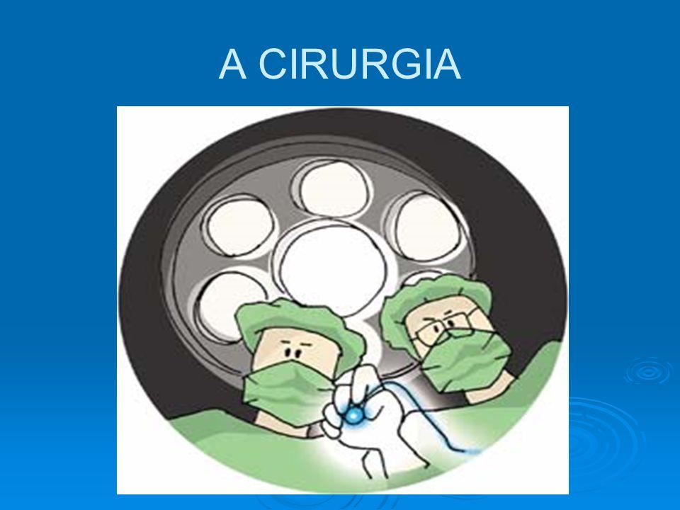 A CIRURGIA