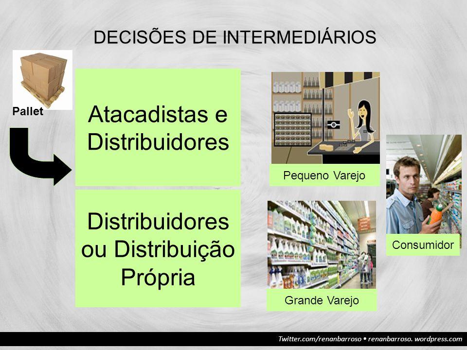 Atacadistas e Distribuidores