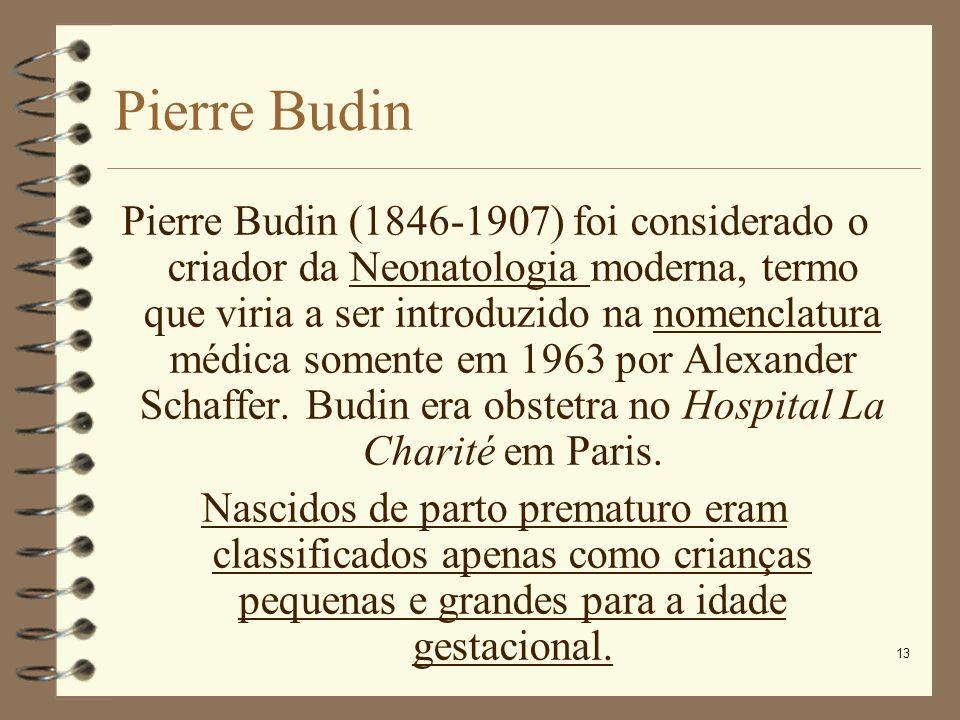 Pierre Budin