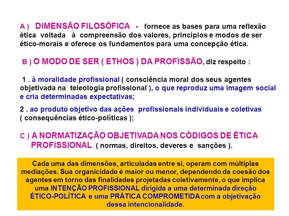 PROFISSIONAL ( normas, direitos, deveres e sanções ).