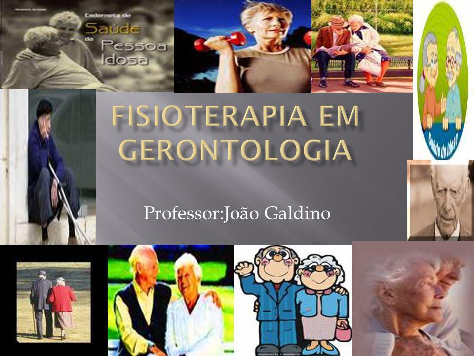 Fisioterapia em Gerontologia