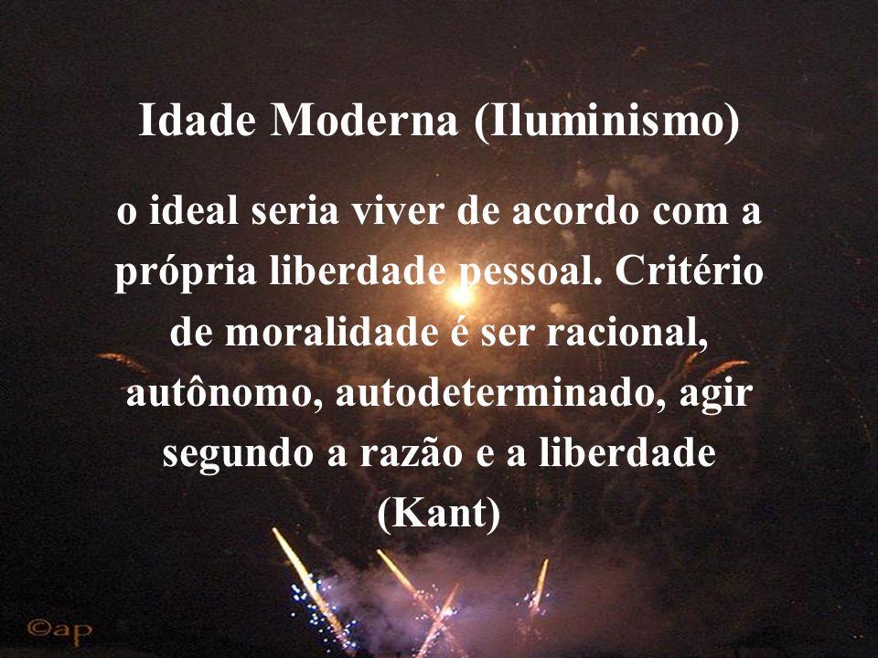 Idade Moderna (Iluminismo)