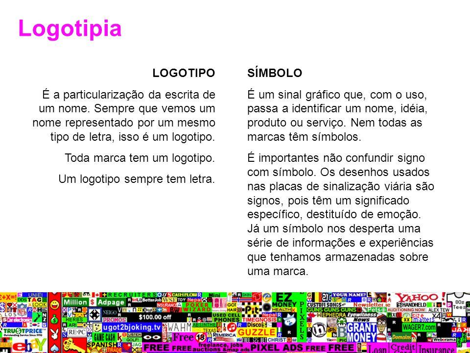 Logotipia LOGOTIPO.