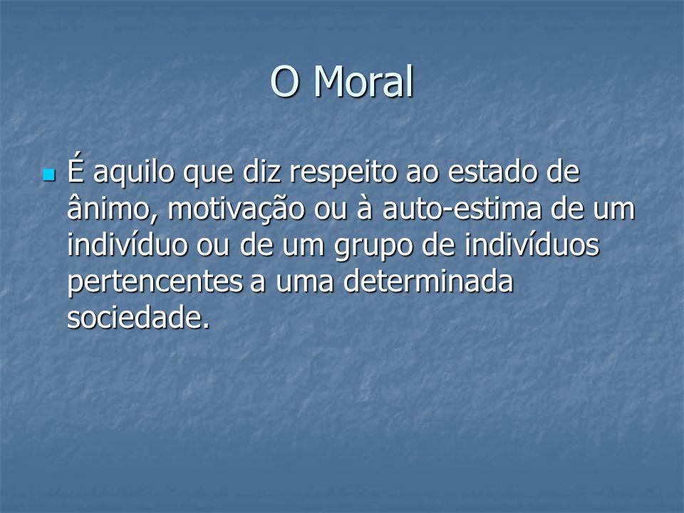 O Moral