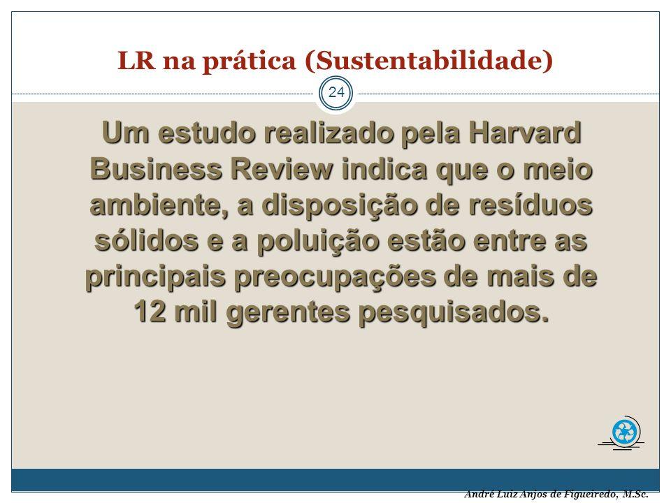 LR na prática (Sustentabilidade)