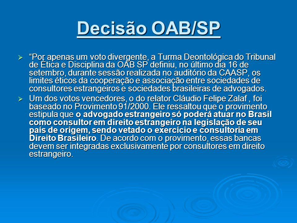 Decisão OAB/SP