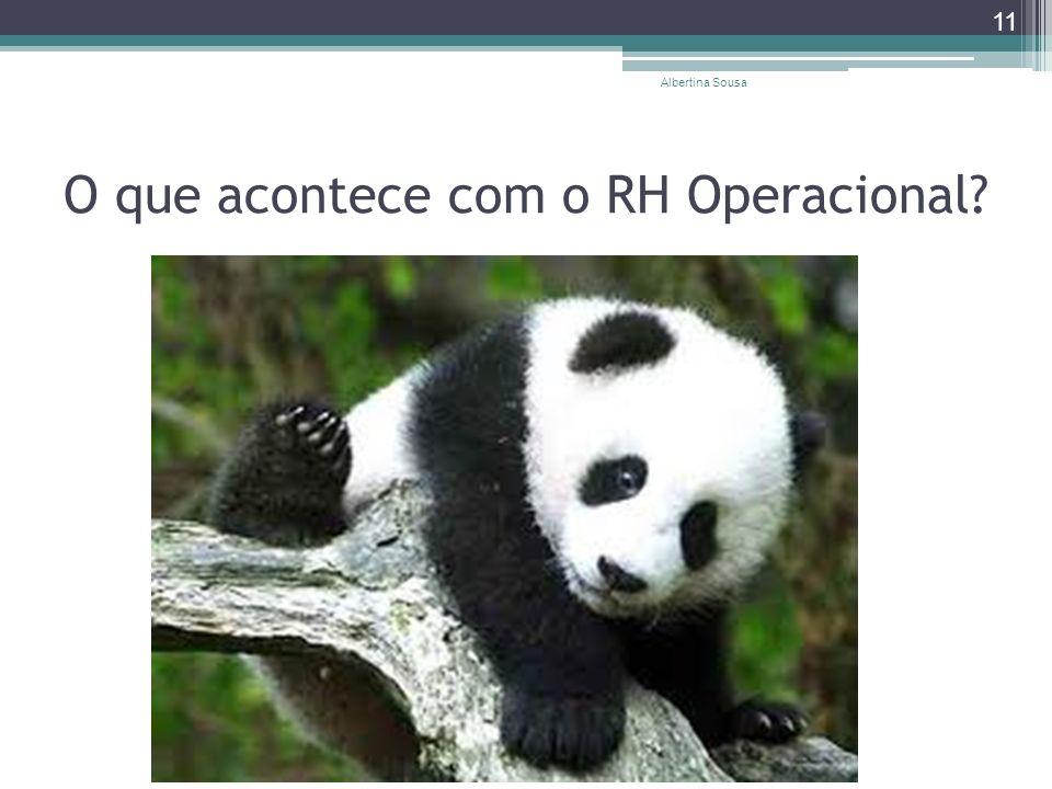 O que acontece com o RH Operacional