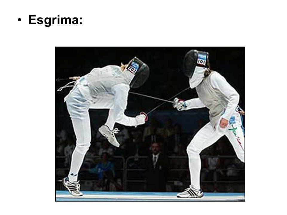 Esgrima: