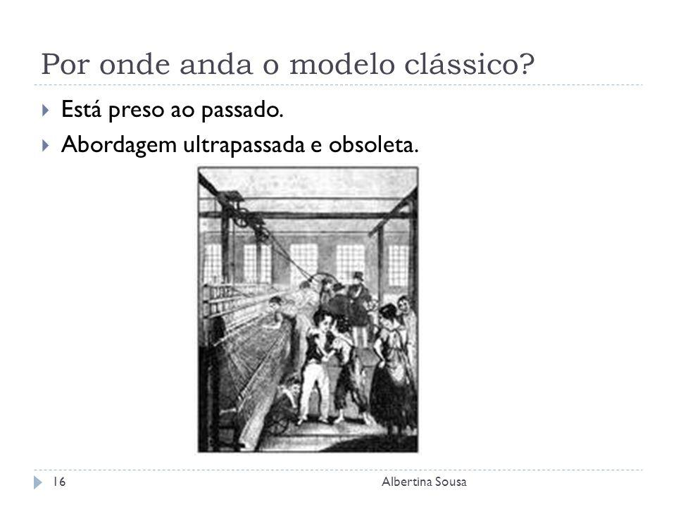 Por onde anda o modelo clássico