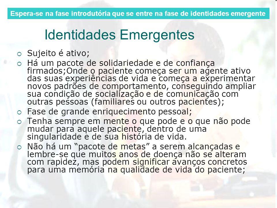 Identidades Emergentes