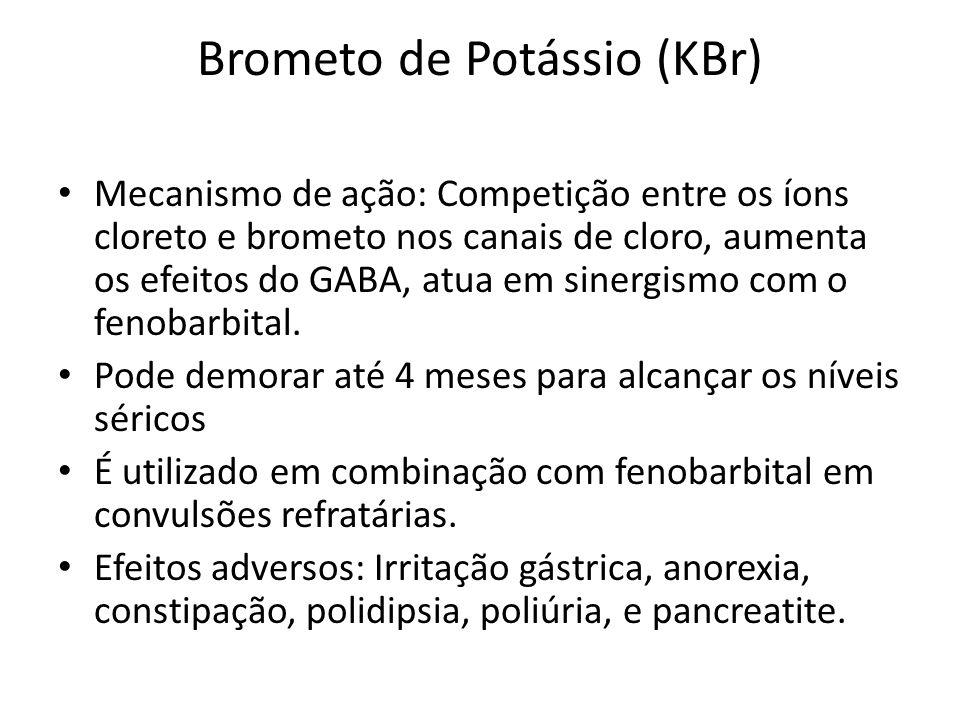 Brometo de Potássio (KBr)