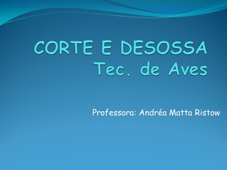 CORTE E DESOSSA Tec. de Aves