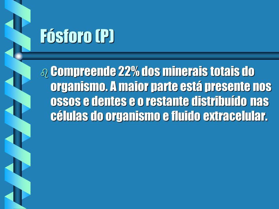 Fósforo (P)