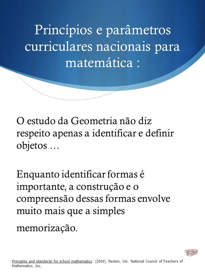 Princípios e parâmetros curriculares nacionais para matemática :