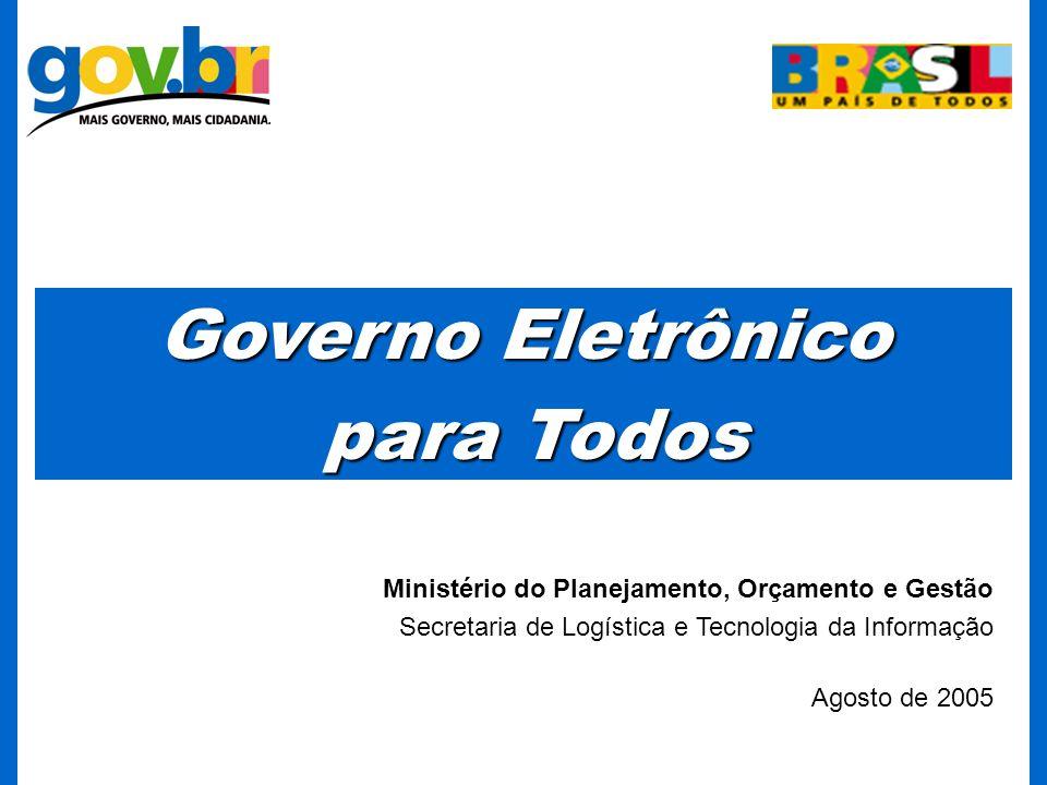 Governo Eletrônico para Todos
