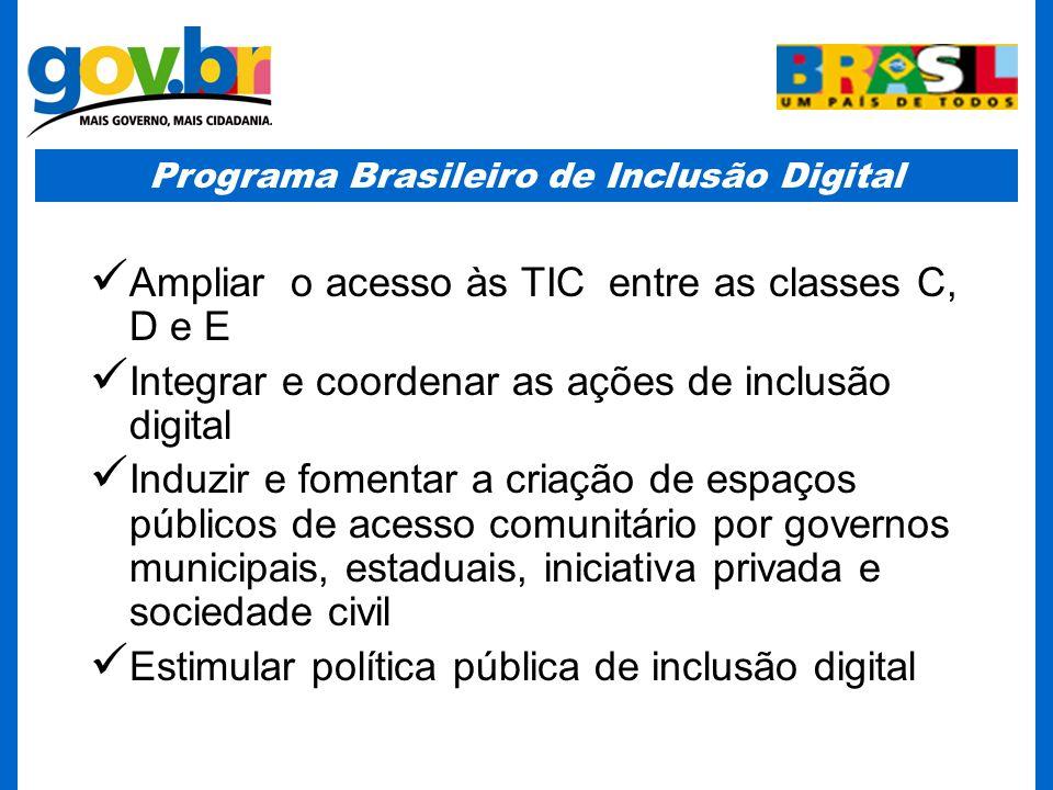 Programa Brasileiro de Inclusão Digital