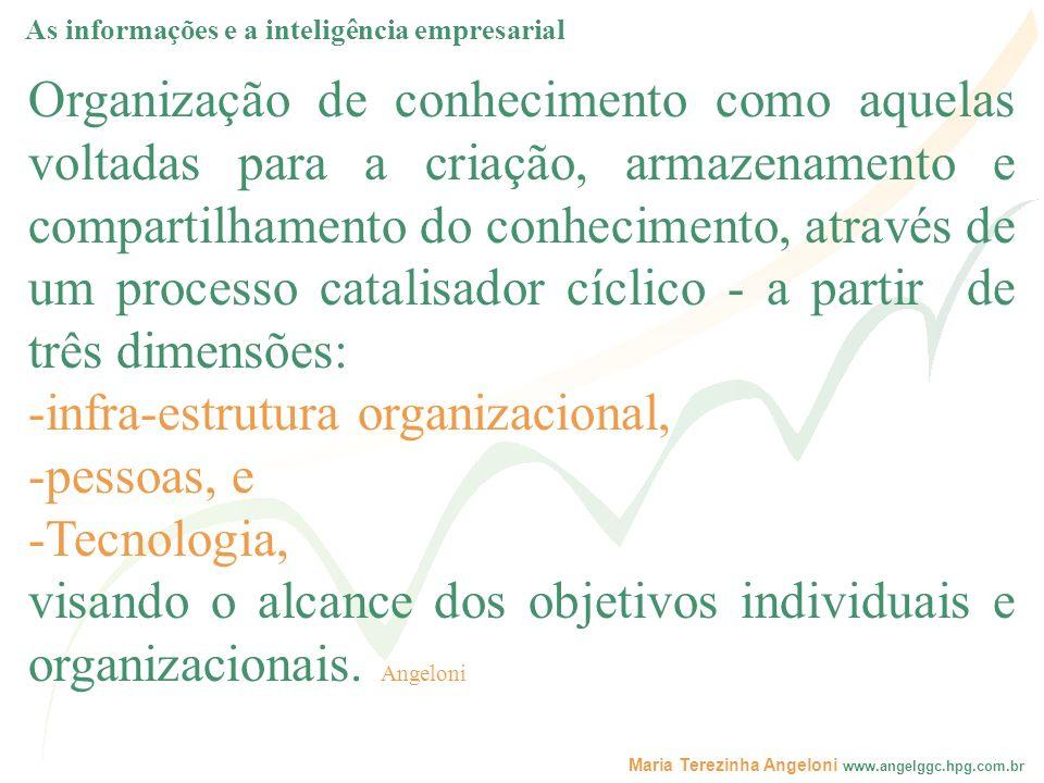 infra-estrutura organizacional, pessoas, e