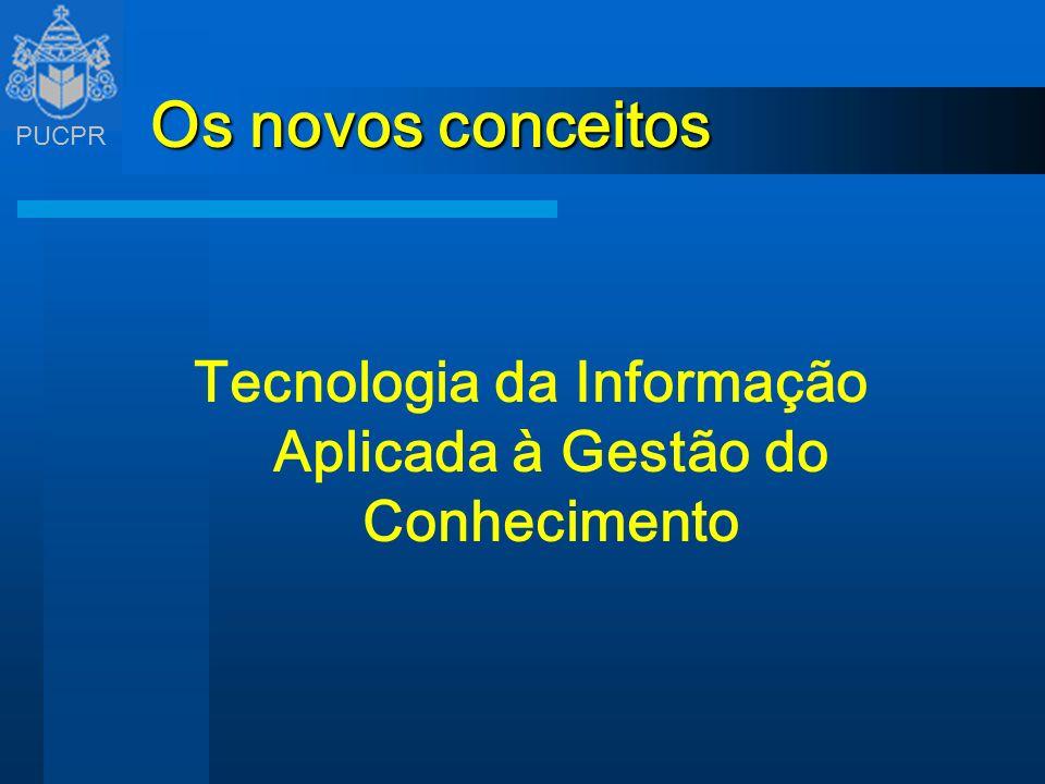 Tecnologia da Informação Aplicada à Gestão do Conhecimento