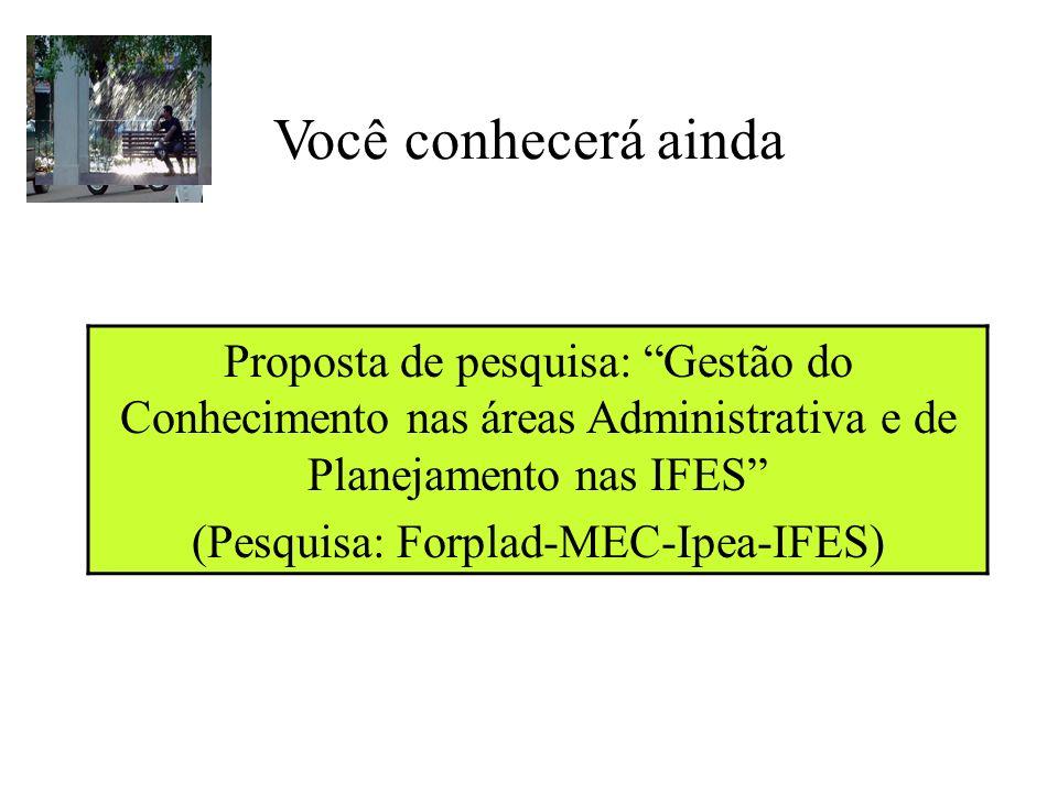 (Pesquisa: Forplad-MEC-Ipea-IFES)