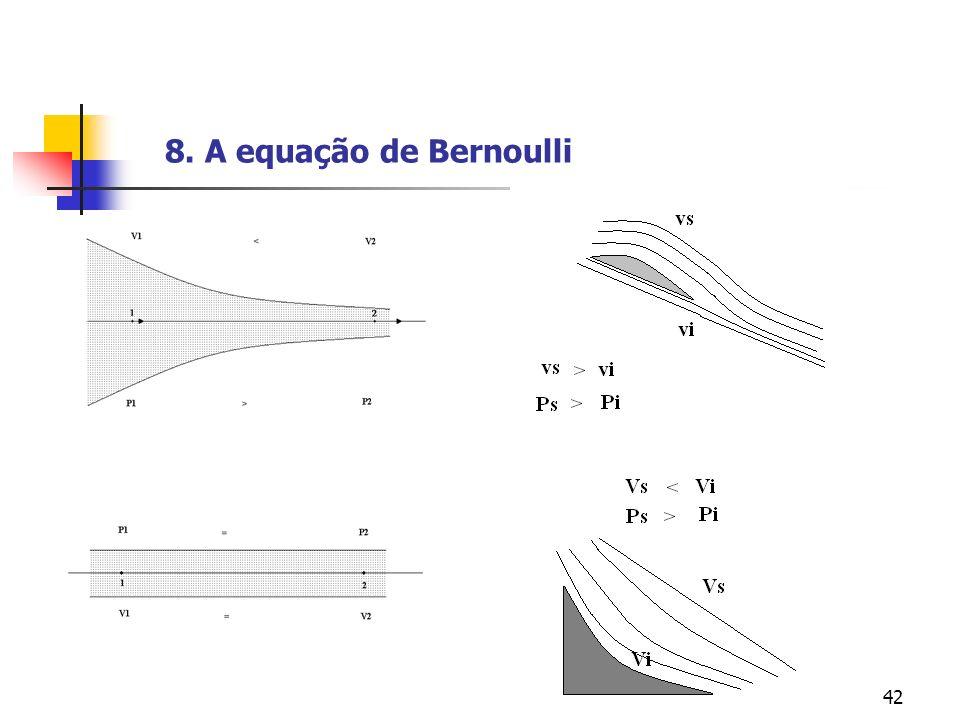 8. A equação de Bernoulli