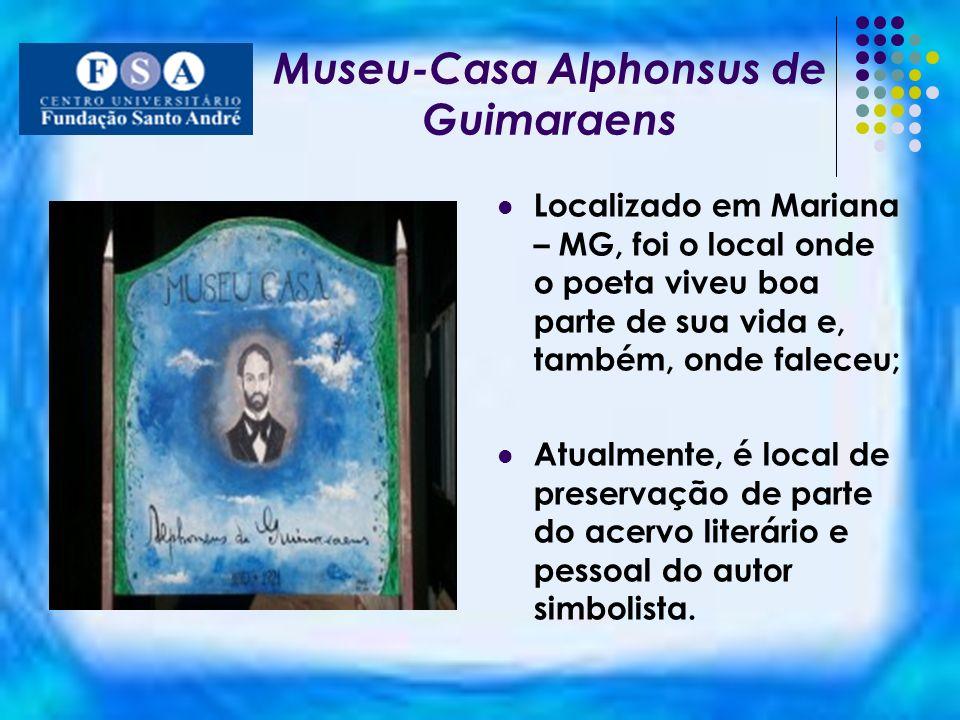 Museu-Casa Alphonsus de Guimaraens