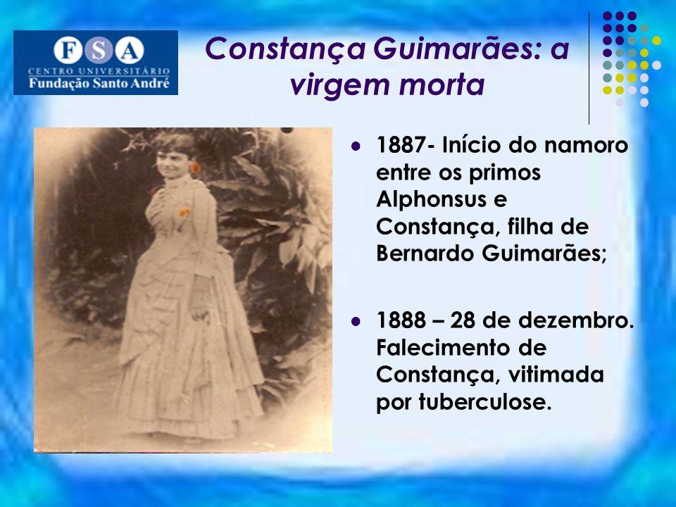 Constança Guimarães: a virgem morta