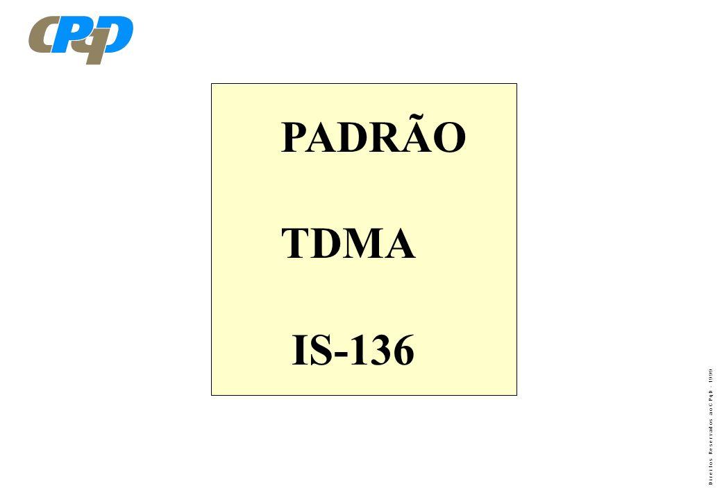 PADRÃO TDMA IS-136