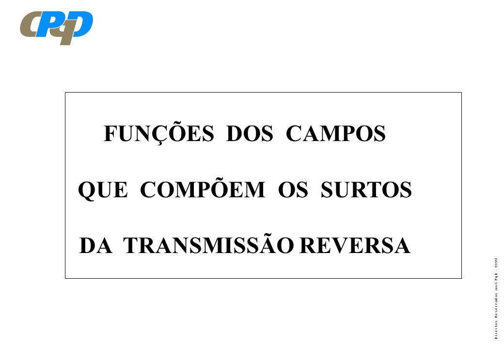 DA TRANSMISSÃO REVERSA