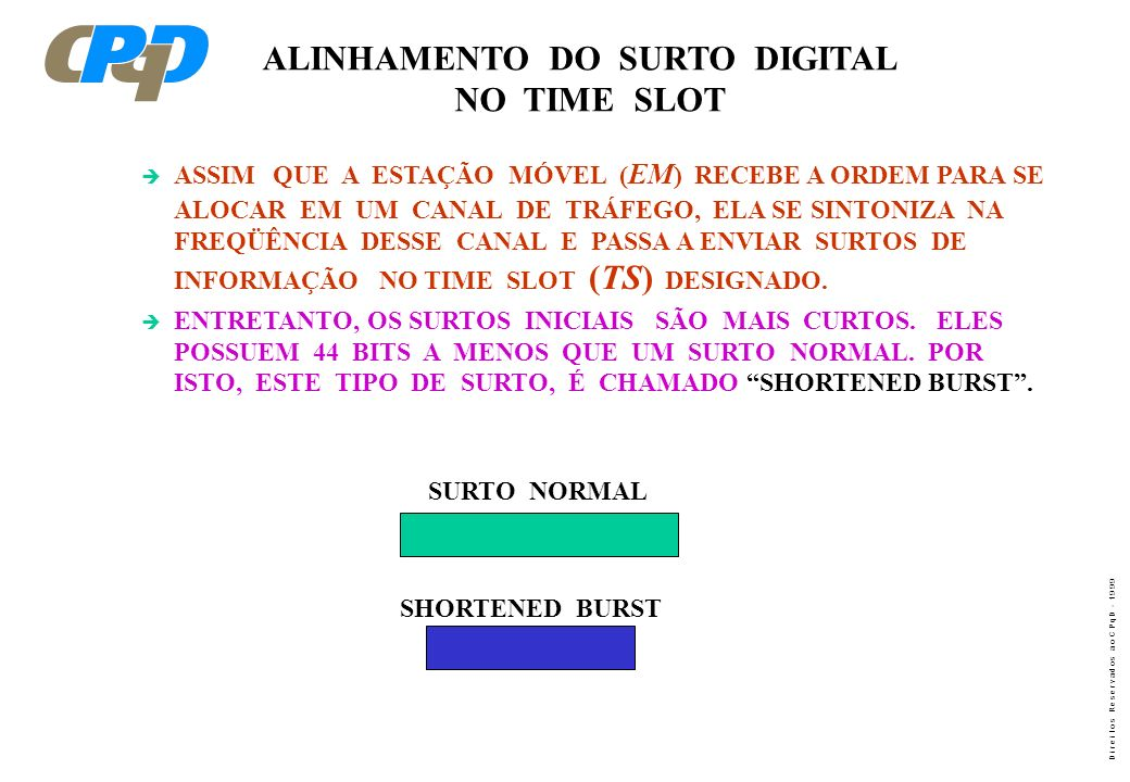 ALINHAMENTO DO SURTO DIGITAL